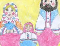 Горожанкина Юлия, 12 лет, р.п. Мучкапский