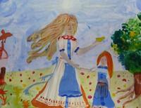 Караблина Анастасия, 11 лет, с. Новоблагодарное