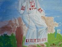 Апостолов Павел, 11 лет, с. Новоблагодарное