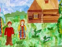 Толстова Екатерина, 12 лет, г.Балтийск