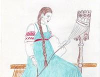 Серебрякова Татьяна, 10 лет,г. Котовск