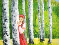 Рязанцева Полина, 13 лет, г. Оренбург
