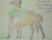 Екатерина Пухова, 9 лет, г.Санкт-Петербург