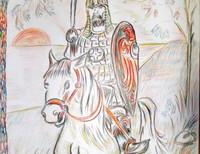 Королева Дарья, 13 лет, г.Зеленокумск