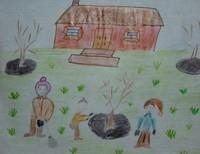 Ильин Артем 12 лет Таловская школа-интернат для детей сирот