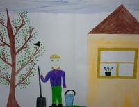 Большаков Илья,10 лет,Г. Новосибирск, 1 переулок Серафимовича 4 А.