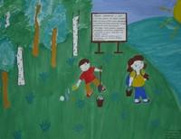 Чиликова Наталья,7 лет,Республика Мордовия, г. Саранск, ул. Пушкина, 22. МОУ СОШ №25
