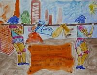Бояринцева Алена,15 лет,Красноярский край г. Лесосибирск, ул. Победы, 39. КГБОУ Лесосибирский детский дом
