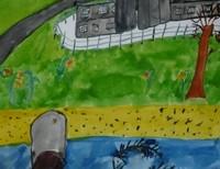 Удилова Николь,13 лет,Калининградская обл. г. Советск, ул. Тимирязева, 20. МОУ лицей №5
