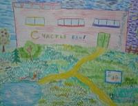 Лобанова Настя, 10 лет, Соц.приют Детский ковчег