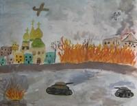 Угарова Анастасия,13 лет, г. Тверь