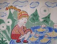 Соломонова Валерия, 8 лет, г. Энгельс