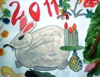 Дорожинец Марина 10 лет, РХ, Алтайский район, с. Новороссийское