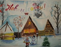 Морозова Юлия 12 лет, г.Дзержинск